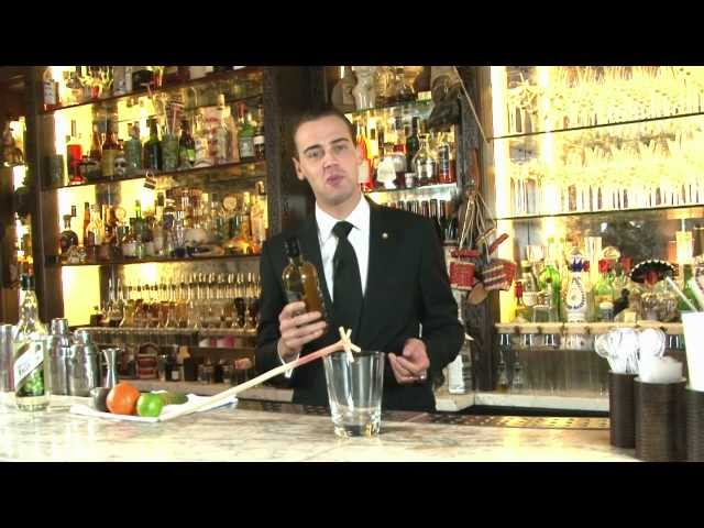 Cocktail guide: Rum Swizzle - The Wild Geese® Golden Rum