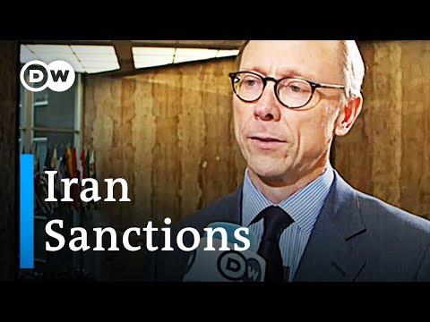 Is the US seeking a regime change in Iran? | DW English