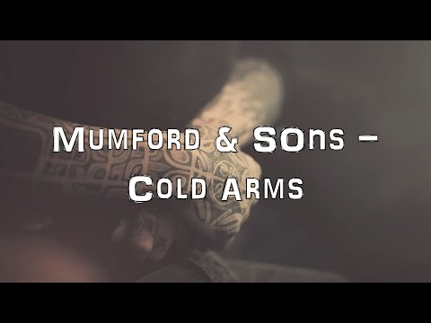 Mumford and Sons - Cold Arms [Acoustic Cover.Lyrics.Karaoke]