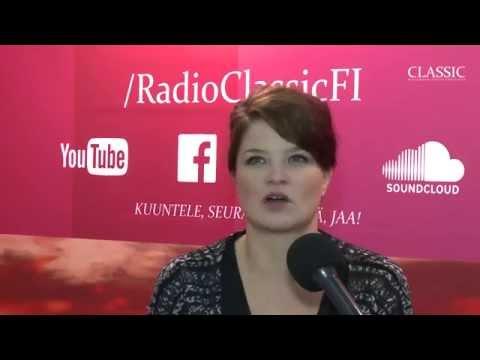Oopperalaulajat Marjukka Tepponen ja Laura Pyrrö - YouTube
