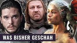 Game of Thrones Recap: Wir fassen alle 7 Staffeln der Kult-Serie zusammen!
