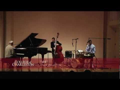Frank Duvall Jazz Trio at the College of Charleston