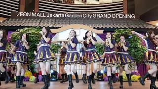 Video JKT48 - Part 1 @. Grand Opening Aeon Jakarta Garden City download MP3, 3GP, MP4, WEBM, AVI, FLV November 2017