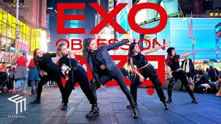 [KPOP IN PUBLIC NYC] EXO (엑소) - 'Obsession' Dance Cover