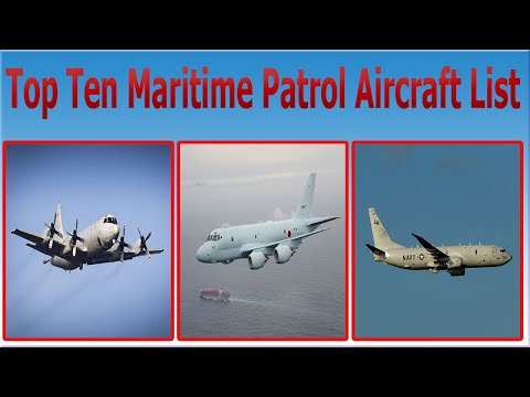 Top Ten Maritime Patrol Aircraft List