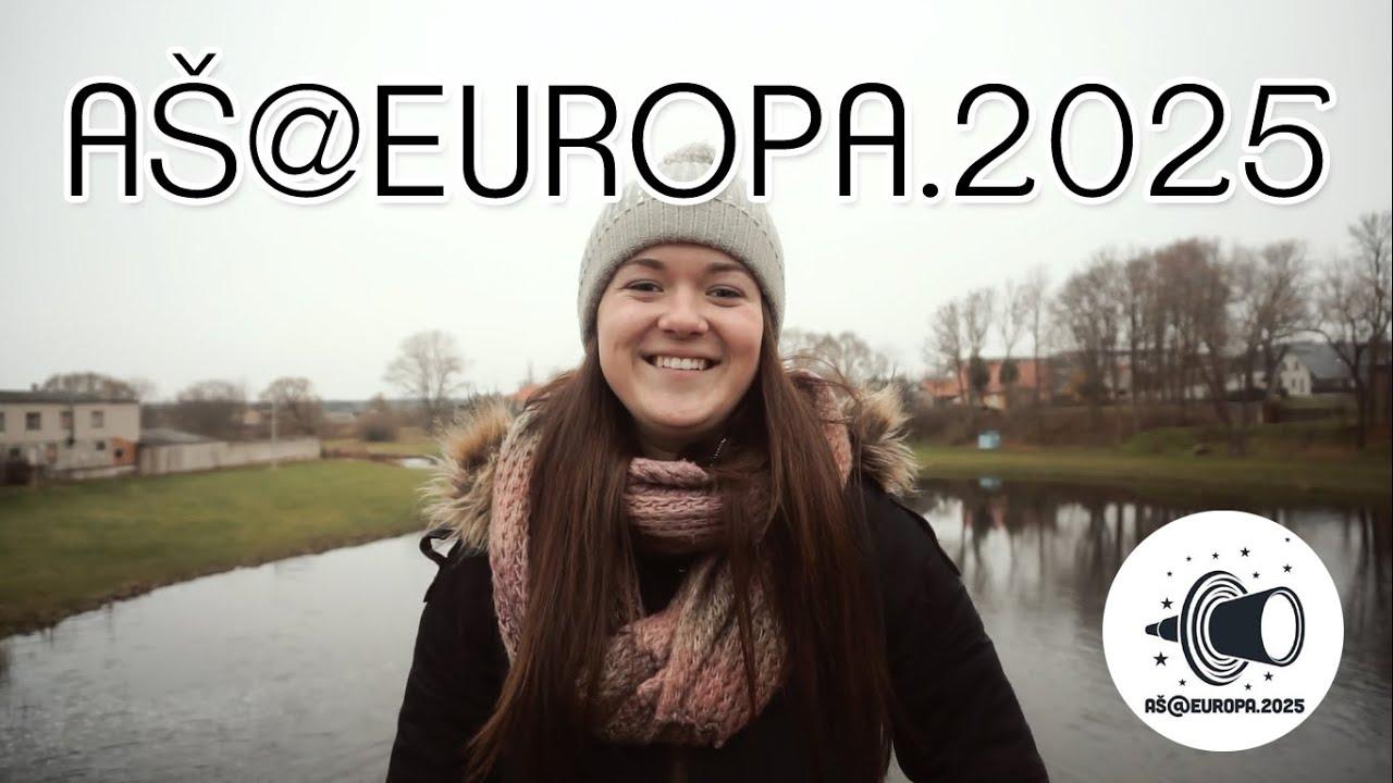 """""""Aš@Europa.2025"""" Skuodo Pr. Žadeikio gimnazija - YouTube"""