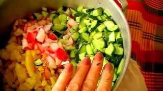ОКРОШКА худею за неделю на этом супе