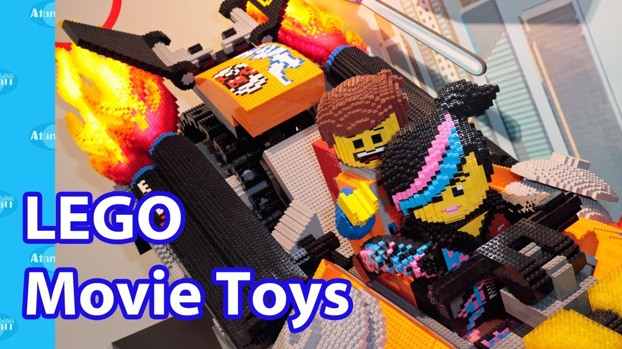lego movie toys - photo #20