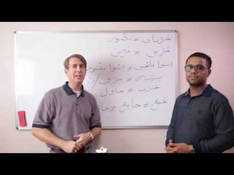 Common Mistakes Made by Beginner Arabic Students: pt. 2 (Lev