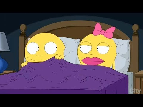 Family Guy - Pac Man And Ms  Pac Man