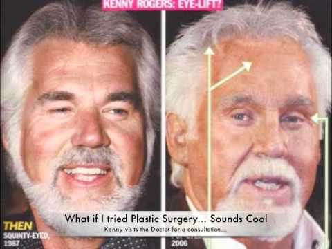 Kenny Rogers Plastic Surgery Youtube