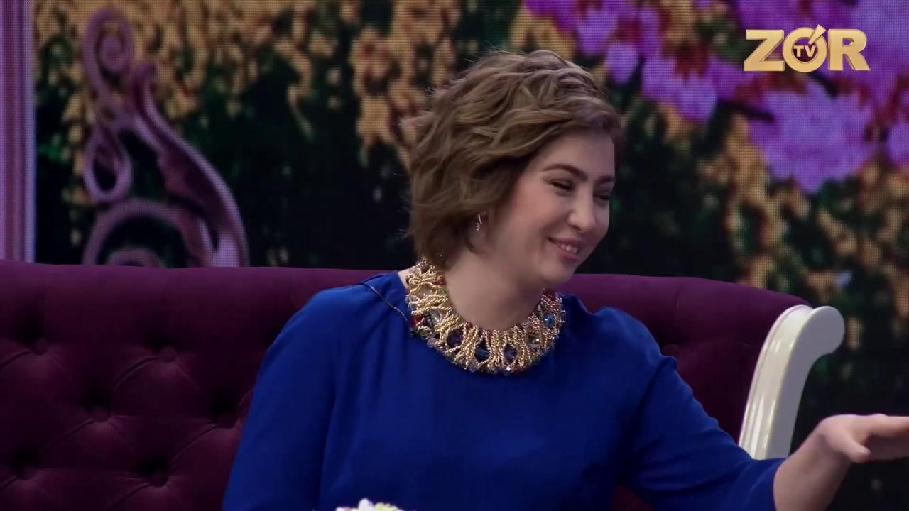 Xushvaqt 50-soni Sevinch Mo'minova (28.03.2018)