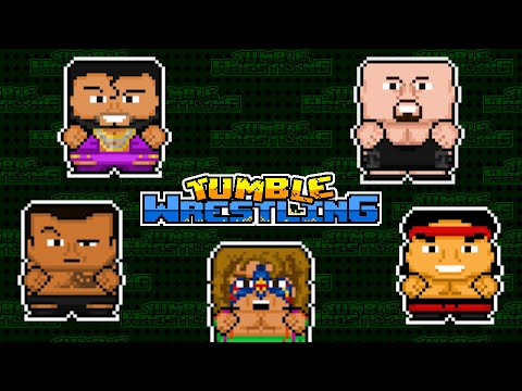 Tumble Wrestling wants to lay the smackdown on other iOS games