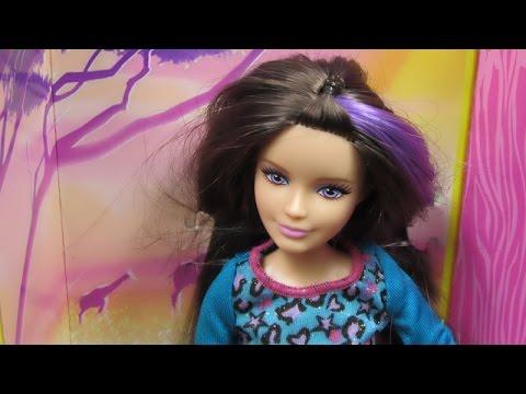 Barbie - Sisters Safari Skipper Doll - Mattel