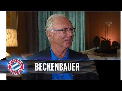 Exklusiv-Interview mit Franz Beckenbauer