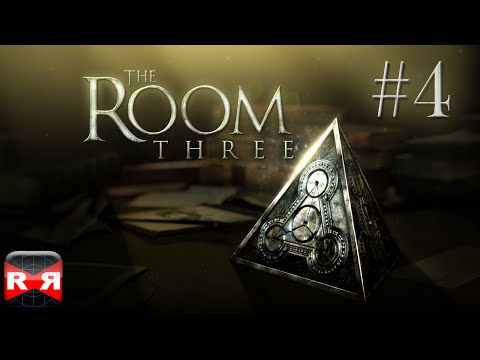 The Room Three (By Fireproof Games) - iOS / Android - Walkthrough Gameplay Part 4