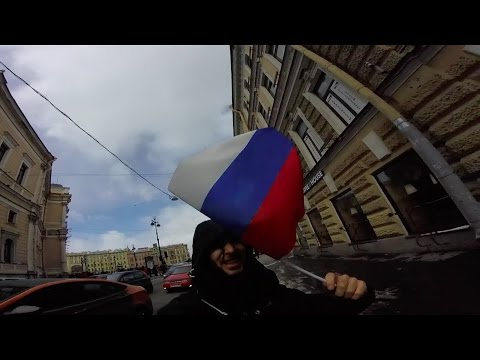 My weekend in Russia (DJ K in Moscow & Saint Petersburg) April 2017