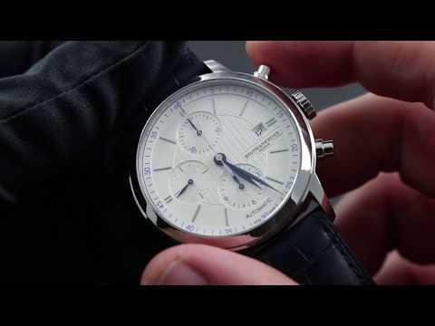 Baume & Mercier Classima Chronograph 10330 Functions & Care