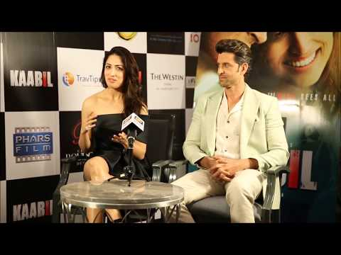 Hrithik Roshan at Kaabil Promotions in Dubai by Rabea Natasha Ahmed