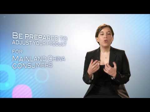 Marketing & Communications: Think Asia, Think Hong Kong