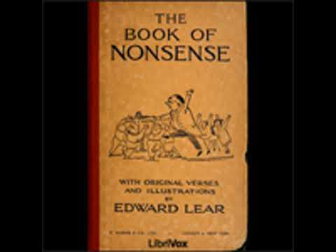 A BOOK OF NONSENSE by Edward Lear FULL AUDIOBOOK | Best Audiobooks