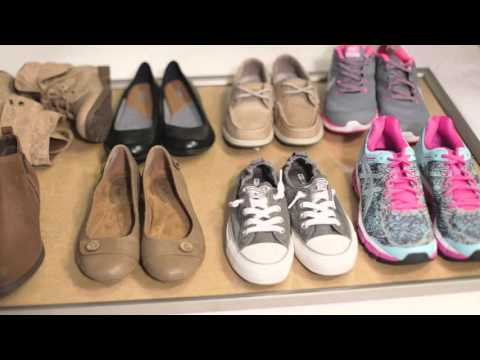 Space Saving Shoe Storage Ideas