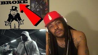 CLASH OF WAR! P Money - Bruck Beyond Broke (Dot Rotten Diss) CHICAGO REACTION 🔥🔥