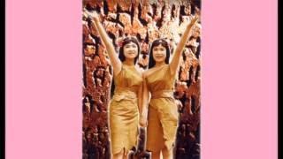 1961年の映画 モスラの挿入歌で双子のザ・ピーナッツが歌っていました。...