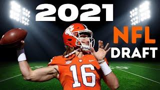 2021 NFL Mock Draft Picks 1-10
