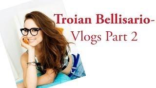 Troian Bellisario - Vlogs Part 2