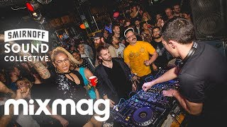 HONEY SOUNDSYSTEM techno set in The Lab SF for Pride Month