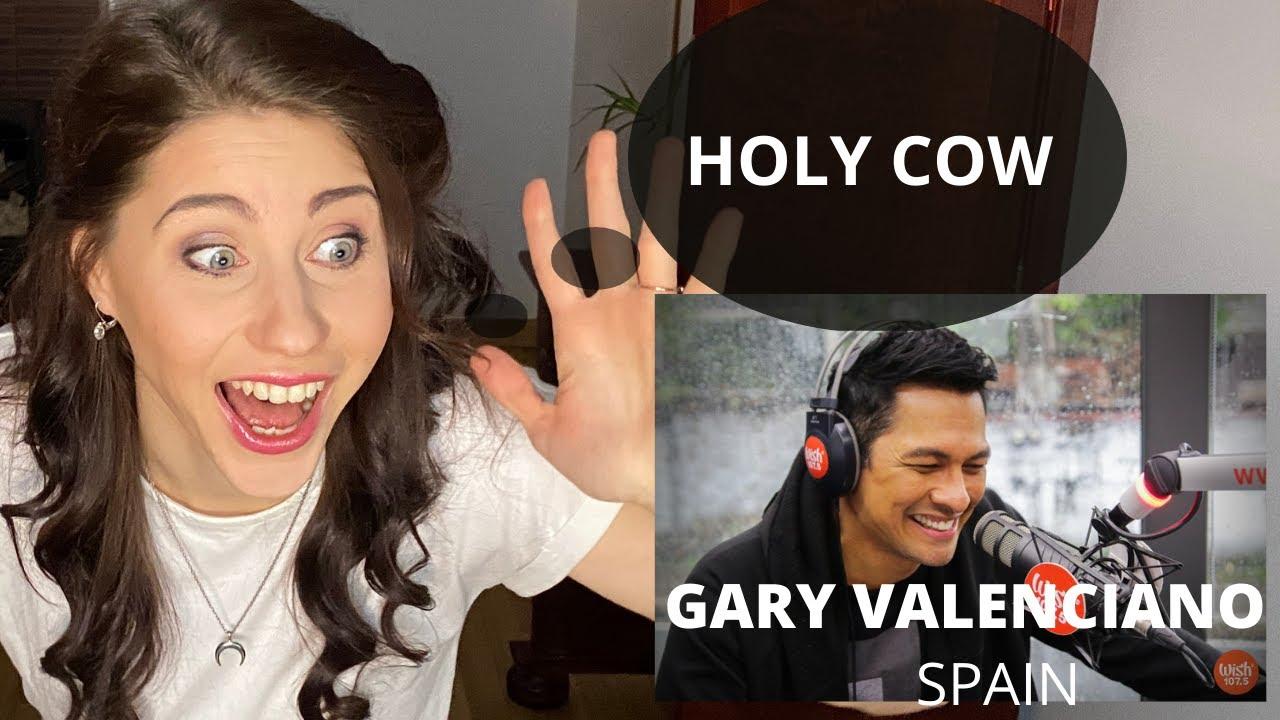CONFIDENCE COACH reacts to Gary Valenciano 'Spain'