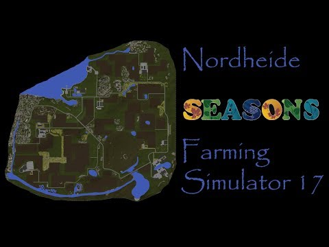 Farming Simulator 17 - Map First Impression - Nordheide