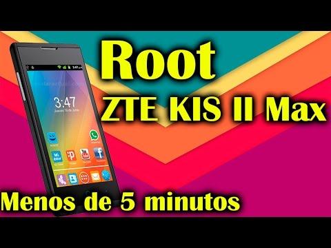 Como hacer Root ZTE KIS II Max |Menos de 5 minutos | Tecnocat