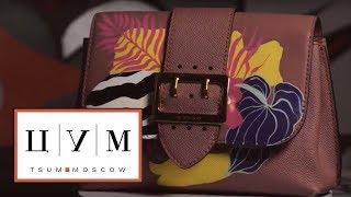 Персонализация аксессуаров на Vogue Fashion's Night Out в ЦУМе 4 сентября