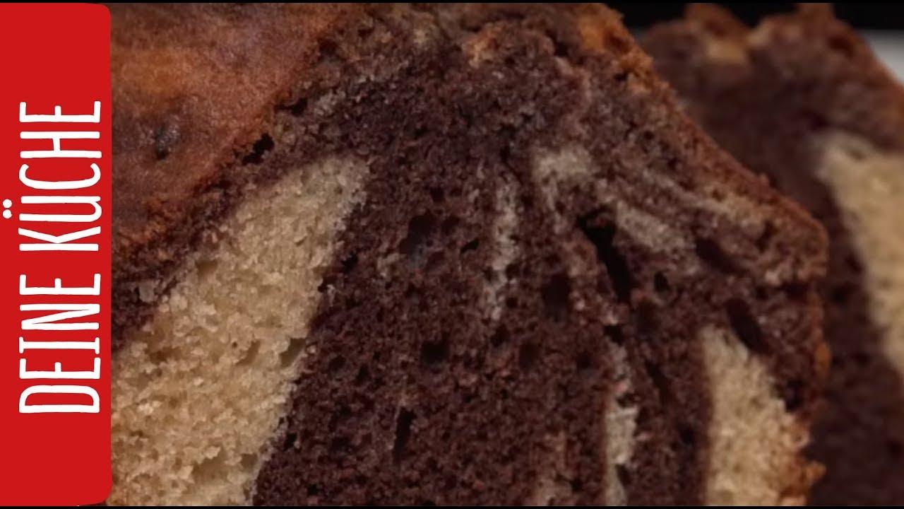 Marmorierung Im Kuchen Howto Rewe Deine Kuche Youtube