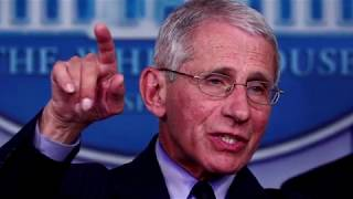 Trump retweets call to fire Dr. Fauci