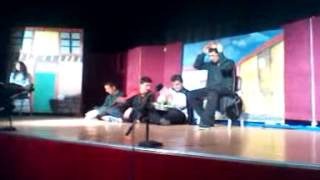 Yalova Anadolu Lisesi Tiyatro Gösterisi Macbeth