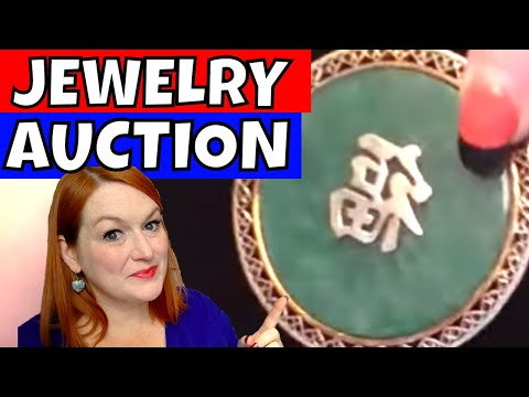 Jewelry Auction Tonight! Silver, Gold, James Avery, AB Jewelry, Craft Lots and More
