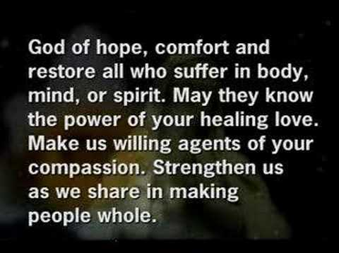 New Zealand Prayer Book Intercession & Thanksgiving Prayers - YouTube