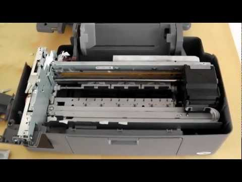 Wonderlijk How to dismantle Epson Stylus DX6000 Printer for fixing - Without KS-11