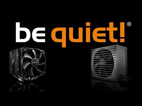 Be Quiet!   Napajanje i Hladjenje (Straight Power 10 & Dark Rock Pro 3)