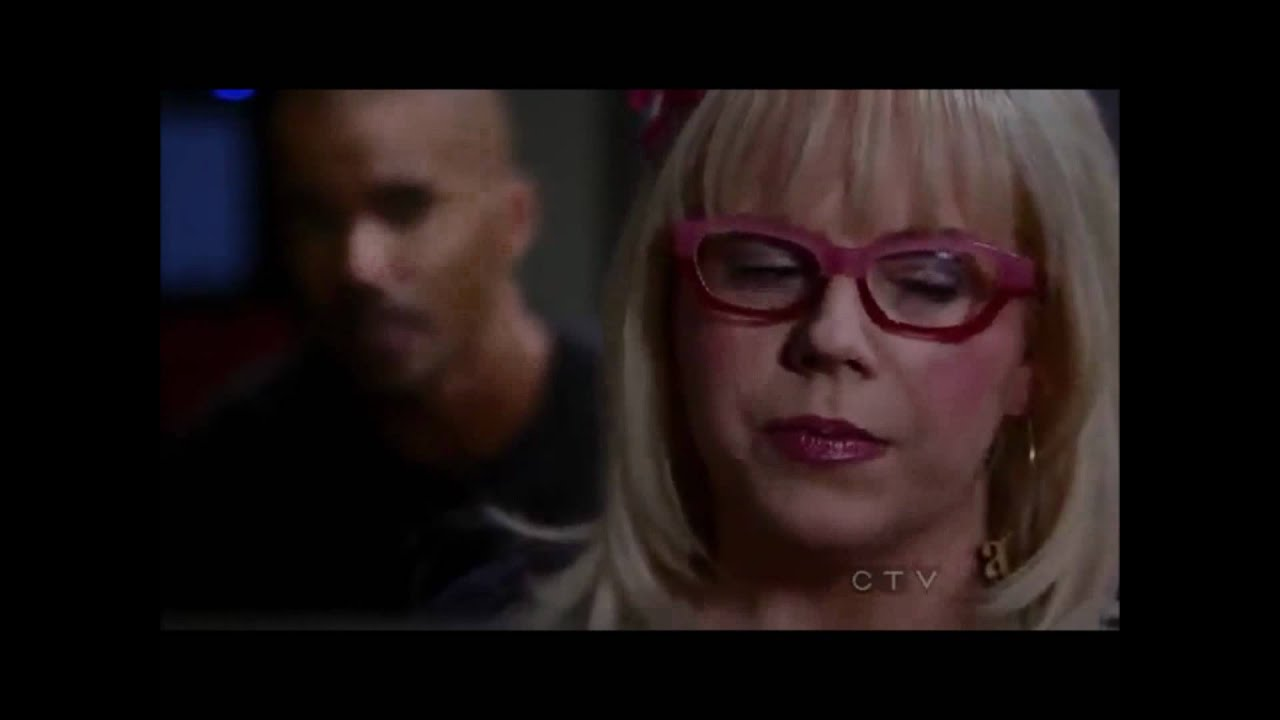 Is penelope garcia dating morgan