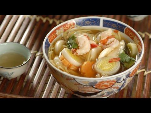 Как приготовить суп из утки с лапшой
