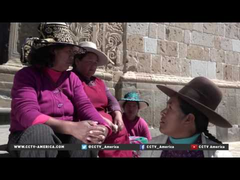 Sterilization victims organize campaign of justice in Peru