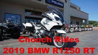 Chooch Rides - BMW R 1250 RT