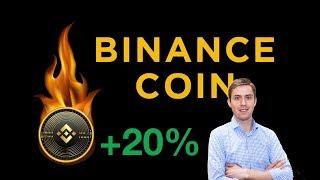 Gründe für das Allzeithoch bei Binance Coin (BNB)