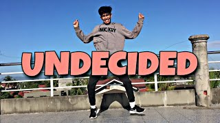 Undecided - Chris Brown | Ranz And Niana | Dance Challenge | Shanong Tv