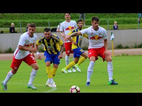 FC Red Bull Salzburg - FC DAC 1904 5:1 (1:1)