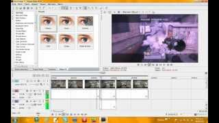 Sony Vegas Pro 10 : Epic Boom Sound Effect [Editor School]